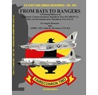 From Bats To Rangers US Navy Squadron Histories No 302