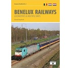 Benelux Railways Locomotives & Multiple Units - European Handbook No 1 (7th Edition)