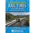 Comprehensive Rail Times Winter Edition 2017, 10 December 2017 to 19 May 2018